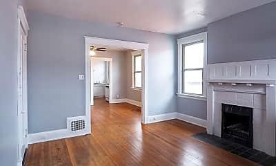 Living Room, 4023 Allston St, 1