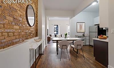 Dining Room, 229 W 136th St 4-B, 1