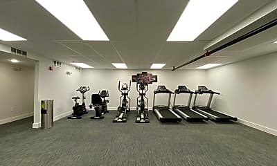 Fitness Weight Room, 22 Center St 205, 2