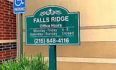 Falls Ridge, 1