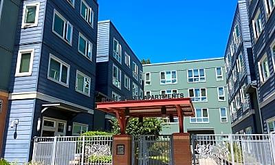 Rose Street Apartments, 1