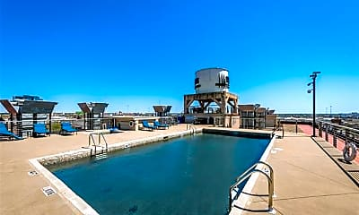 Pool, 2220 Canton St 109, 2