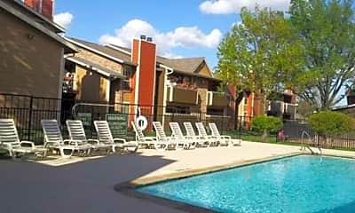 Pool, Bosque Estates, 0