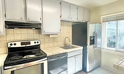 Kitchen, 155 El Camino Real, 1