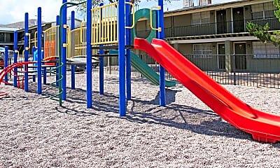 Playground, Paso Oeste Apartments, 2