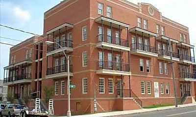 Building, 65 E Pontotoc Ave, 1
