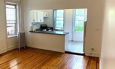 Living Room, 503 Park Pl 1, 1