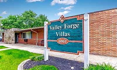 Community Signage, Valley Forge Villas, 0