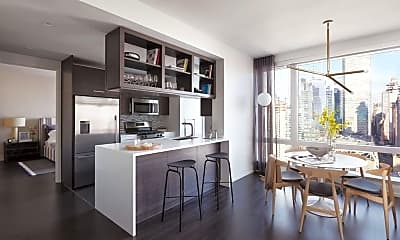 Kitchen, 555 10th Ave, 1