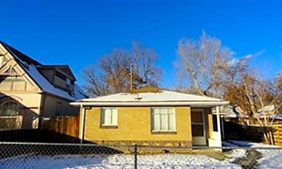 Building, 3327 W Moncrieff Pl, 0
