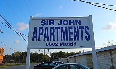 Sir John, 1