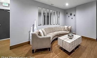 Living Room, 2028 S Bentley Ave, 1