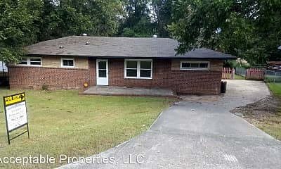 Building, 3589 Irwin Way, 0
