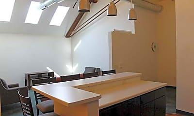 Kitchen, Lumen House, 2