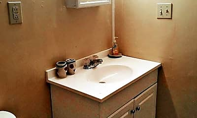Bathroom, Century Square Apartments, 2