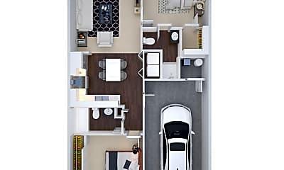 Building, 2280 Shamrock Ln, 1