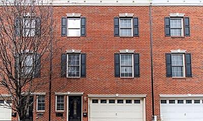 Building, 2530 Webb St, 2