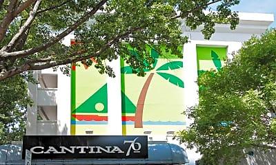 Community Signage, The Palms On Main, 2