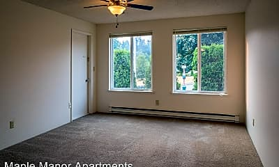 Living Room, 2700 Maple St, 0