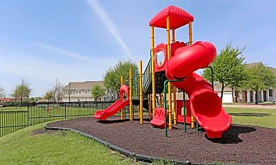Playground, Kia Ora Park, 2