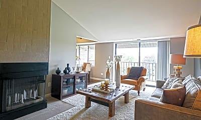 Living Room, Central Park East, 1