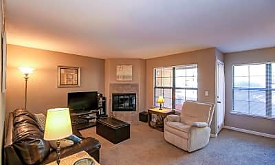 Living Room, 6651 N Campbell Ave 134, 0