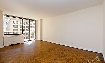 Living Room, 245 E 44th St 8B, 0