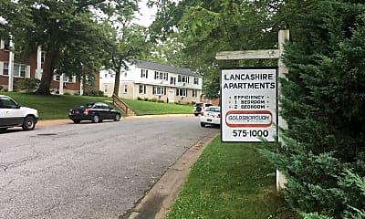 Lancashire Apartments, 1