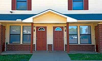 Building, Tanglewood Townhomes, 1