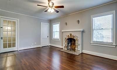 Living Room, 6104 Victor St, 2