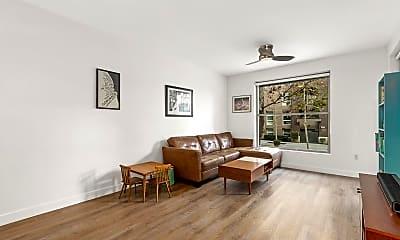 Living Room, 1150 J St 202, 1