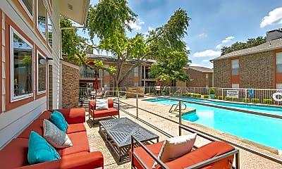 Pool, Adair off Addison, 2