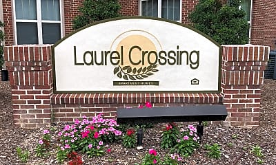 Laurel Crossing, 1