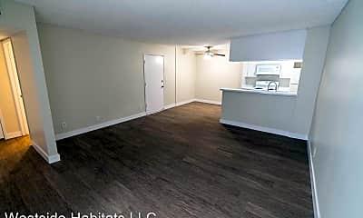 Living Room, 245 S Serrano Ave, 2