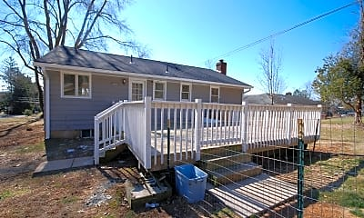 Patio / Deck, 49 Washington Valley Rd, 1