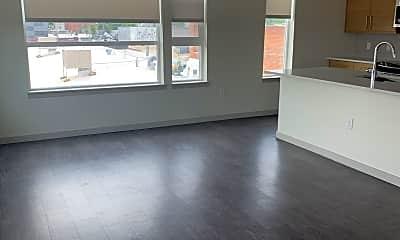 Living Room, 2834 Curtis Street, 1