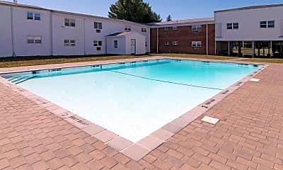 Pool, SV Apartments, 1