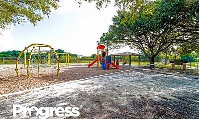 Playground, 9509 Woodborough Ct, 2