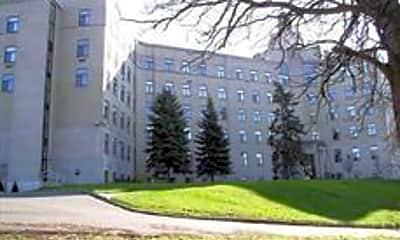 Building, Westbrook Place, 1