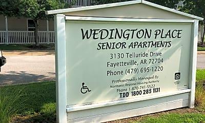 Wedington Place Senior Apartments, 1