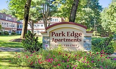 Community Signage, Park Edge, 0