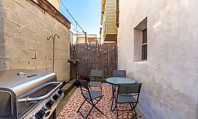 Patio / Deck, 2532 Collins St, 2