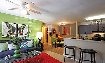 Living Room, Greens At Hollymead, 1