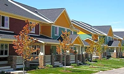 Building, Normandy Townhomes, 0