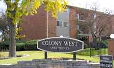 Colony West, 0