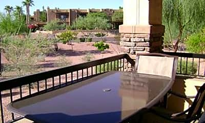Patio / Deck, 16800 E El Lago Blvd, 2