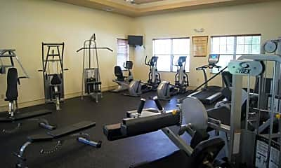 Fitness Weight Room, 6434 Emerald Dunes Dr, 1