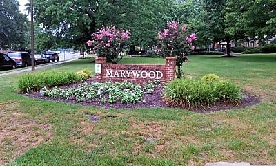 Marywood Apartments, 1
