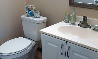 Bathroom, Swan Harbour, 2