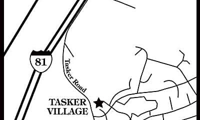 Tasker Village Apartments, 1
